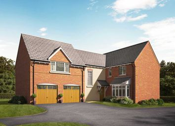 """Thumbnail 4 bed detached house for sale in """"The Mulberry"""" at Knightley Road, Gnosall, Stafford"""