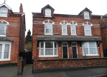 Thumbnail Studio to rent in Summerfield Crescent, Edgbaston, Birmingham