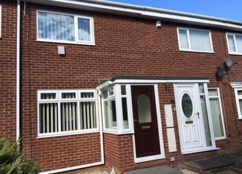 Thumbnail 2 bedroom terraced house for sale in Welwyn Close, Wallsend