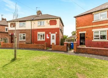 Thumbnail 3 bedroom semi-detached house for sale in Ambleside Road, Reddish, Stockport, Greater Manchester