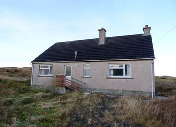 Thumbnail 3 bedroom detached bungalow for sale in Kirivick, Carloway, Isle Of Lewis