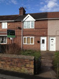 Thumbnail 1 bed flat to rent in Streatfield Crescent, Rossington, Doncaster