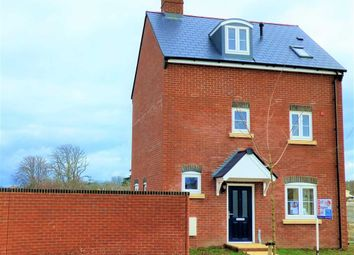 Thumbnail 3 bed detached house for sale in Chickerell Road, Chickerell, Weymouth