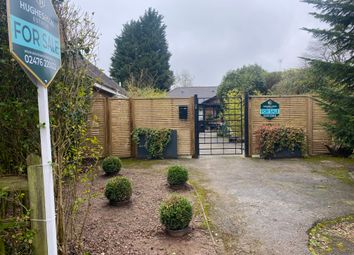 Thumbnail 2 bed bungalow for sale in Warwick Avenue, Coventry