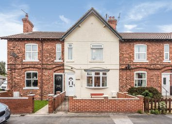 Thumbnail 2 bed terraced house for sale in Elm Street, Selby