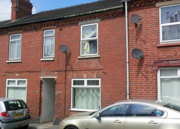 Thumbnail 2 bed terraced house to rent in Manby Street, Lincoln