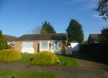 Thumbnail 2 bed detached bungalow for sale in Orchard Close, Ashill, Thetford