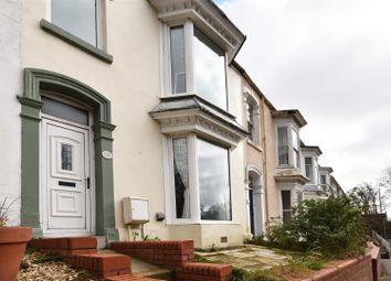 Thumbnail 2 bed terraced house for sale in Brynmill Terrace, Brynmill, Swansea