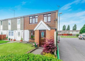 Thumbnail 3 bed end terrace house for sale in Mulberry Road, Walsall, West Midlands