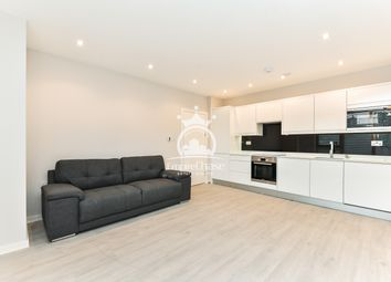 Thumbnail 1 bed flat to rent in Lanmor House, High Road, Wembley