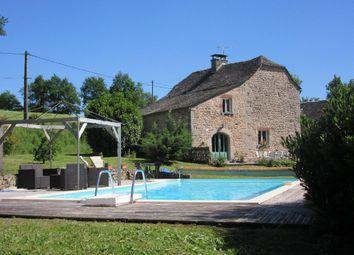 Thumbnail 3 bed property for sale in Midi-Pyrénées, Aveyron, Villecomtal