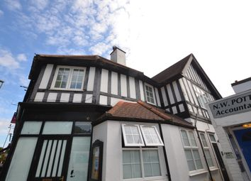 Thumbnail 2 bed flat to rent in Cross Road, Tadworth
