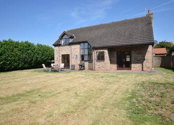 Thumbnail 4 bed detached house for sale in Grange Close, Ingham, Lincoln