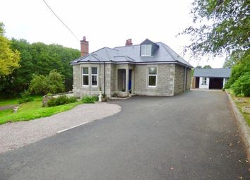Thumbnail 5 bed detached house for sale in Linnwood, Barhill Road, Dalbeattie, Dumfries And Galloway