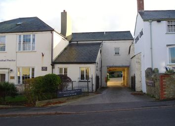 Thumbnail 2 bed flat to rent in The Street, Charmouth, Bridport, Dorset