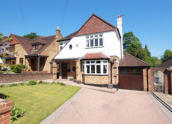 Thumbnail 3 bed detached house for sale in Downs Wood, Epsom Downs