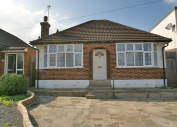 Thumbnail 3 bed detached bungalow to rent in Recreation Avenue, Harold Wood, Romford