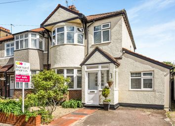 Thumbnail 4 bed end terrace house for sale in Cavendish Avenue, New Malden