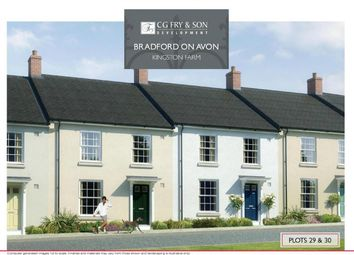 Thumbnail 3 bed terraced house for sale in Plot 29, Benjamin Street, Bradford On Avon, Wiltshire