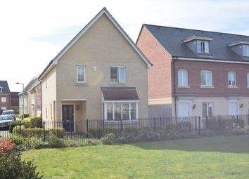 Thumbnail 4 bedroom detached house to rent in Orchid Drive, Red Lodge, Bury St. Edmunds