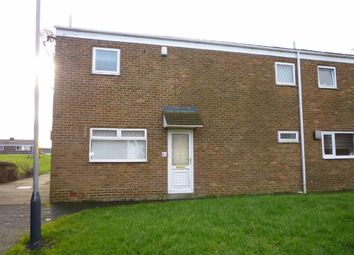 Thumbnail 3 bed semi-detached house to rent in Blaketown, Seghill, Cramlington
