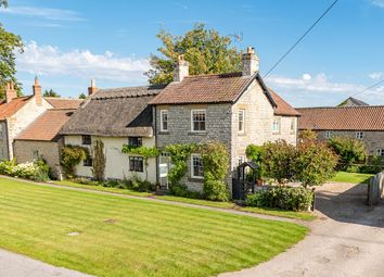 Thumbnail 4 bed detached house for sale in The Farmhouse, Main Street, Harome, York