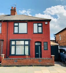Thumbnail 3 bed semi-detached house for sale in Rowsley Street, Leicester