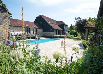 Thumbnail 5 bed barn conversion for sale in Park Farm Lane, Maresfield, East Sussex