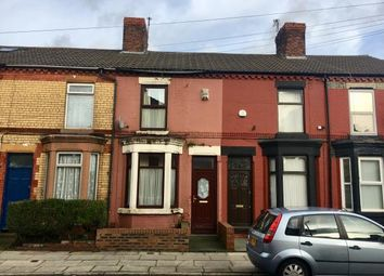 Thumbnail 2 bed terraced house for sale in Gloucester Road North, Tuebrook, Liverpool