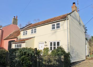 Thumbnail 2 bed cottage to rent in Priory Road, Blythburgh, Halesworth