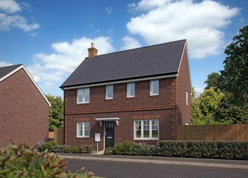 """Thumbnail 3 bed detached house for sale in """"The Clayton"""" at Forge Wood, Crawley"""