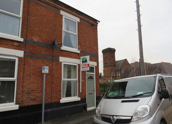 Thumbnail 2 bed end terrace house to rent in Frederick Street, Derby