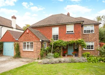 Thumbnail 5 bed detached house for sale in Woodlands Road, Surbiton