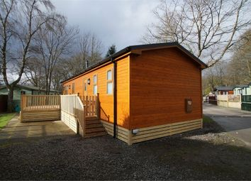 Thumbnail 2 bed mobile/park home for sale in 34 Pony Meadow, White Cross Bay, Windermere