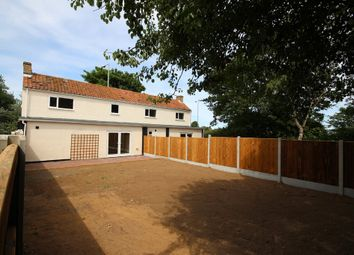 Thumbnail 2 bed semi-detached house for sale in Sidegate Road, Hopton, Great Yarmouth