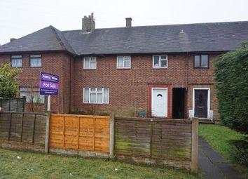 Thumbnail 3 bedroom terraced house for sale in Rossett Avenue, Blackpool