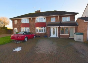 Thumbnail 5 bedroom semi-detached house for sale in St. Catherines Avenue, Bletchley, Milton Keynes