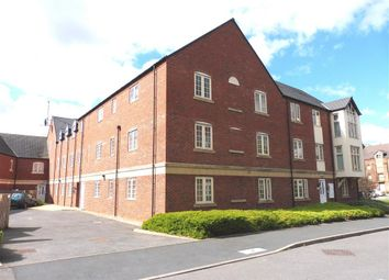 Thumbnail 1 bedroom flat to rent in Tiger Court, Burton-On-Trent