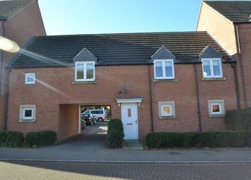 Thumbnail 2 bed flat to rent in Linden Avenue, Higham Ferrers