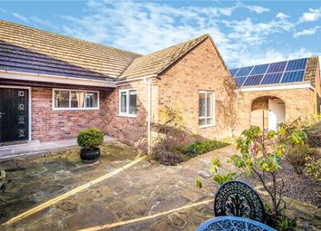 Thumbnail 4 bed bungalow for sale in Covert Rise, Tattenhall, Chester
