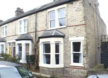 Thumbnail 4 bed end terrace house to rent in George Street, Cambridge