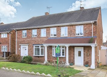 Thumbnail 3 bed semi-detached house for sale in Elmdon Close, Wolverhampton
