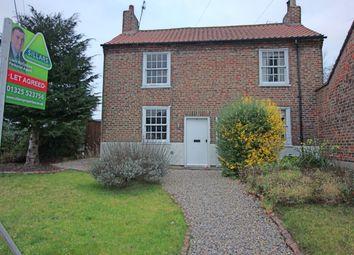 Thumbnail 2 bed cottage to rent in Neasham Hill, Neasham, Darlington