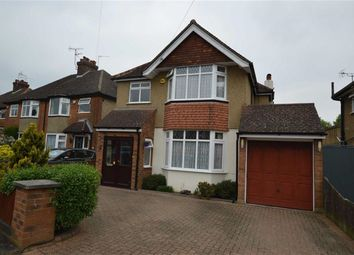 Thumbnail 3 bed detached house for sale in Harvey Road, Croxley Green, Rickmansworth Hertfordshire