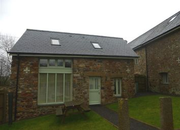 Thumbnail 2 bedroom barn conversion to rent in Modbury, Ivybridge