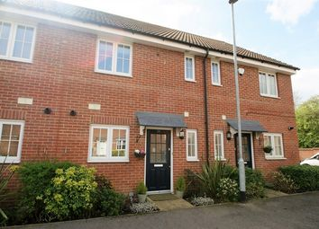 Thumbnail 2 bed terraced house for sale in Clarendon Road, Little Canfield, Dunmow