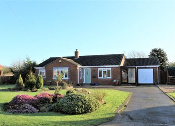 Thumbnail 2 bed detached bungalow for sale in Station Road, Little Steeping, Spilsby