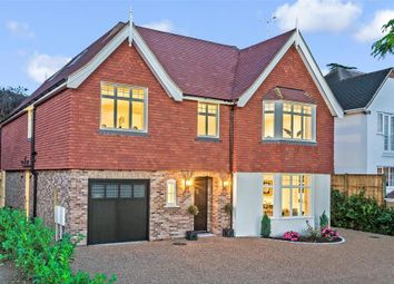 Thumbnail 6 bed detached house for sale in St. Marys Road, Leatherhead, Surrey