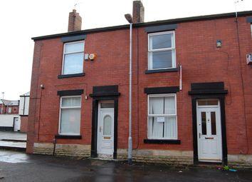 Thumbnail 2 bedroom terraced house for sale in Freetrade Street, Rochdale, Lancashire OL11, Rochdale,