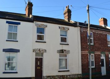 Thumbnail 2 bed terraced house to rent in Cecil Road, St. Thomas, Exeter